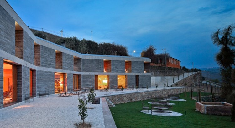 Quinta do vallado luxury wine hotel and cellar in the for Hotel luxury douro