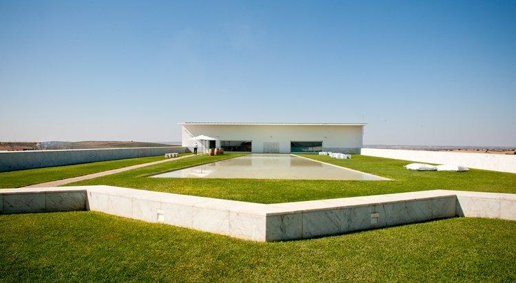 Adega Mayor on Mediterranean Interior Architecture
