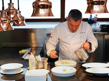 Michelin Starred Chef Rui Paula - Online Cooking Workshop
