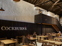 Cockburn's Port Lodge - Guided Tours + Wine Tasting