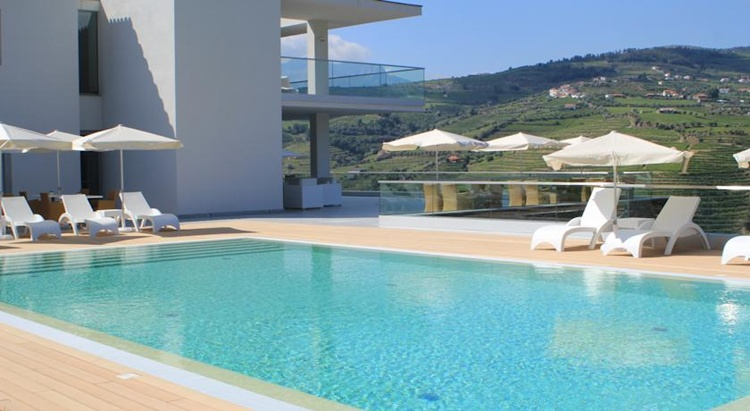 Delfim douro hotel best douro valley hotels for Hotel luxury douro