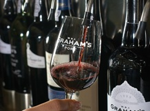 Graham's - Guided Tours + Wine Tasting